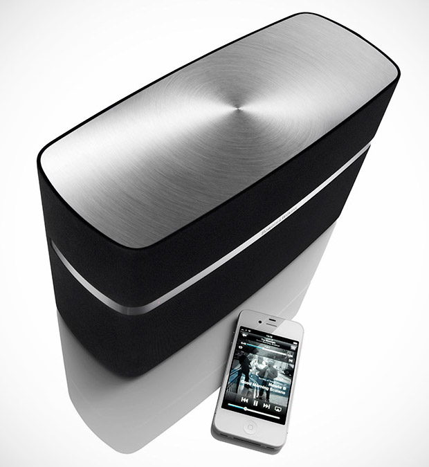 Bowers &#038; Wilkins Airplay Wireless Music Systems at werd.com