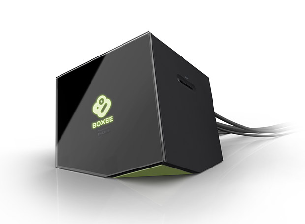 The Boxee Box at werd.com