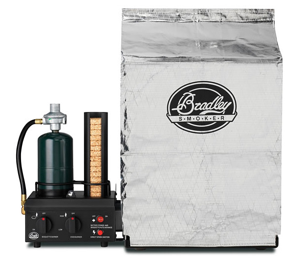 Bradley Portable Propane Smoker at werd.com