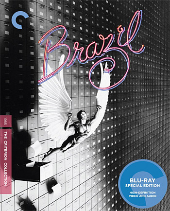 Brazil Criterion Collection Blu-ray at werd.com