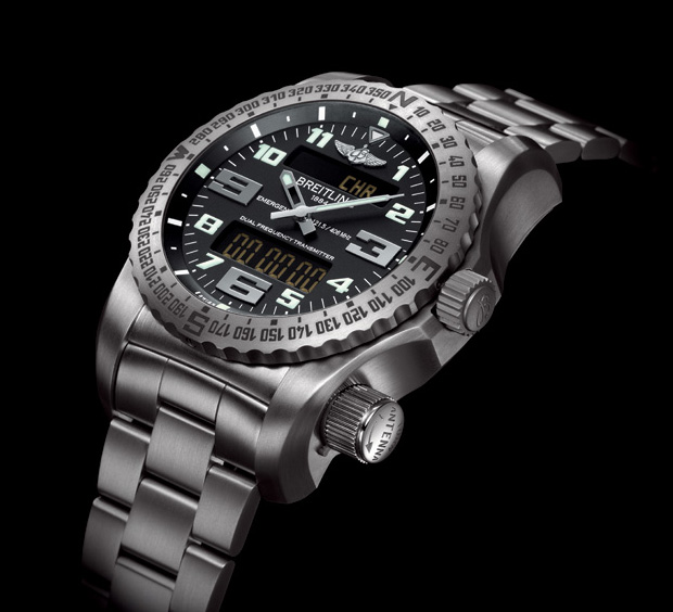 Breitling Emergency II at werd.com