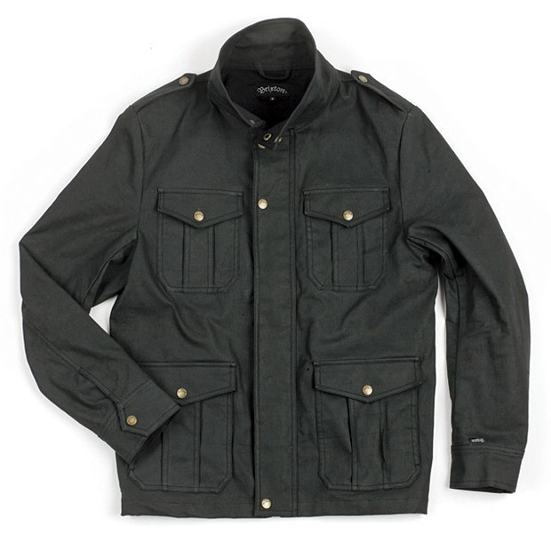 Brixton Debaser Jacket at werd.com