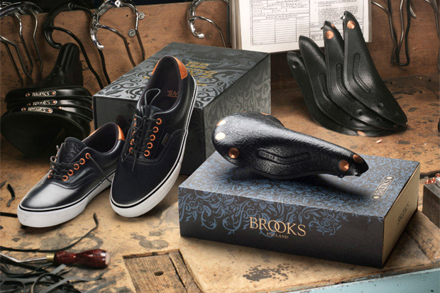 Brooks England x Vans Vault at werd.com