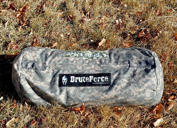 Brute Force Sandbags at werd.com