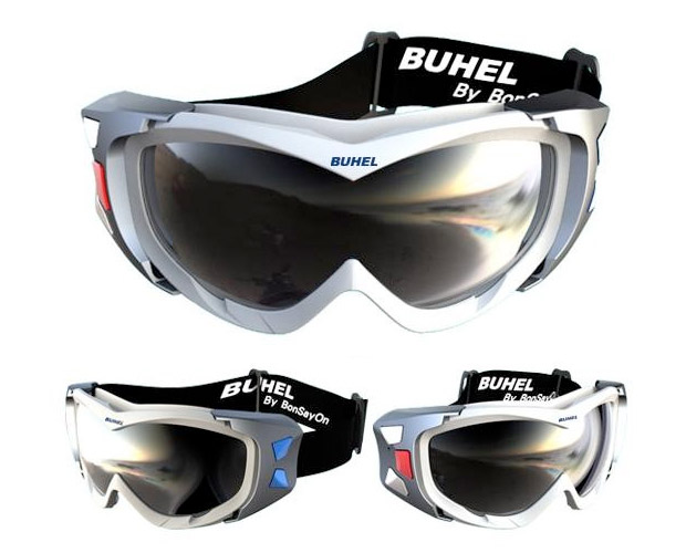 Buhel Bluetooth Speakgoggle at werd.com