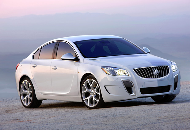 2011 Buick Regal GS at werd.com