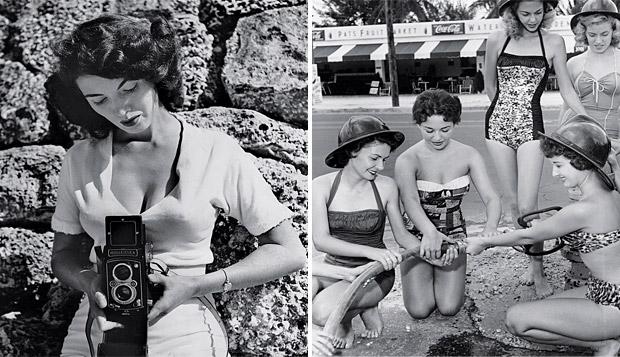 Bunny Yeager's Darkroom: Pin-up Photography's Golden Era at werd.com