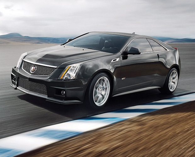 2011 Cadillac CTS-V Coupe at werd.com