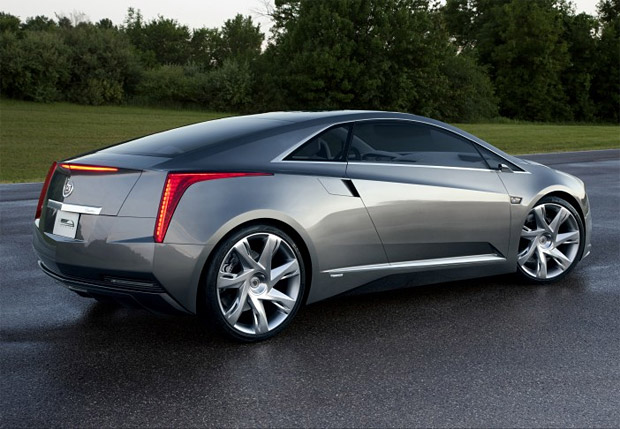 Cadillac ELR at werd.com