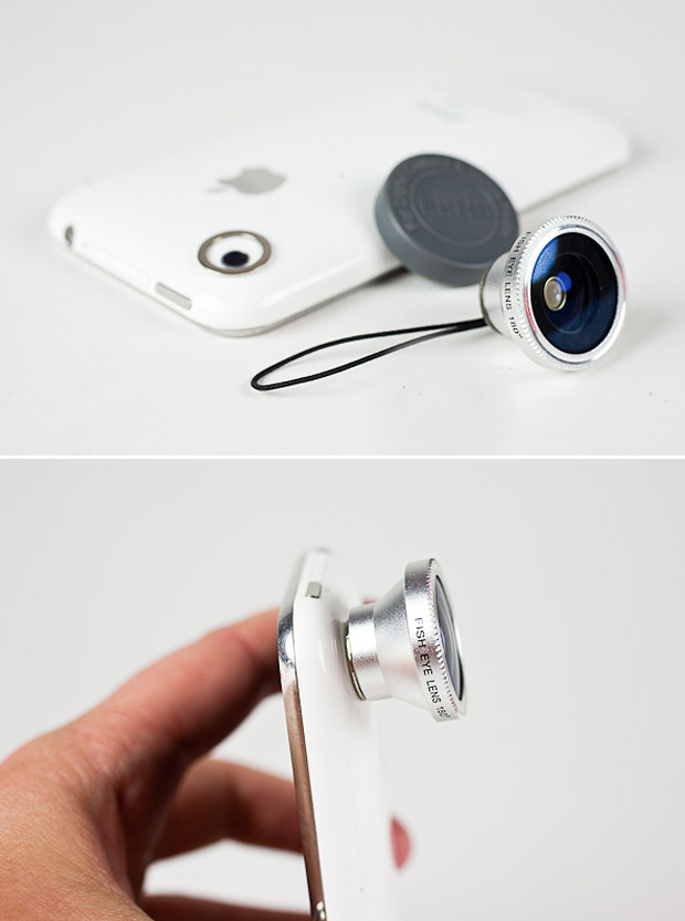 Camera Phone Lenses at werd.com