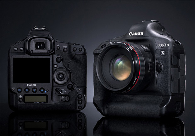 Canon EOS-1D X at werd.com