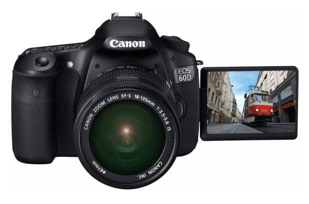 Canon EOS 60D at werd.com