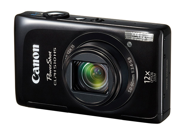 Canon Powershot ELPH 510 HS at werd.com