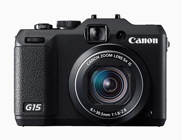 Canon PowerShot G15 at werd.com