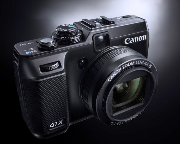 Canon PowerShot G1 X at werd.com