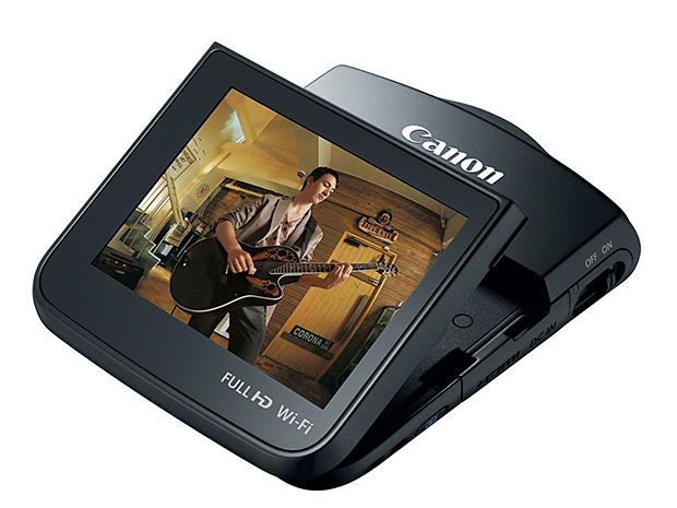 Canon VIXIA Mini at werd.com