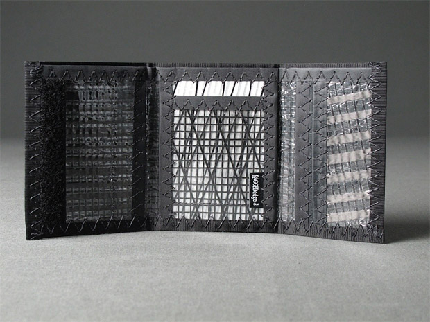 Carbon Fiber Wallet at werd.com