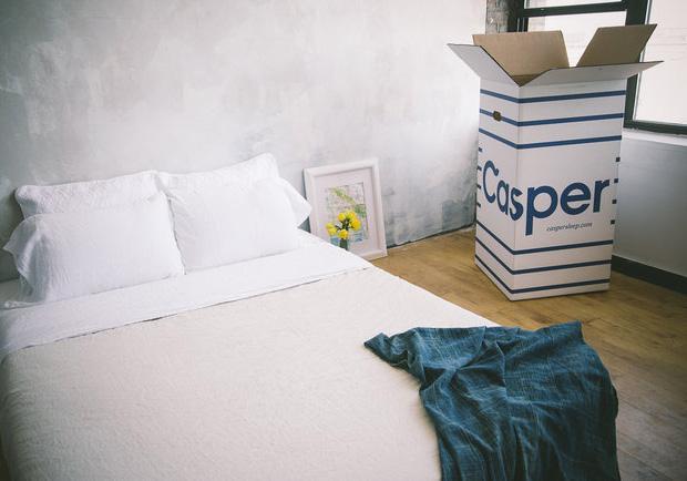 Casper Mattress at werd.com