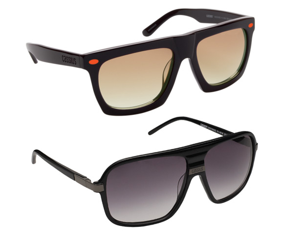 Cassius Eyewear at werd.com