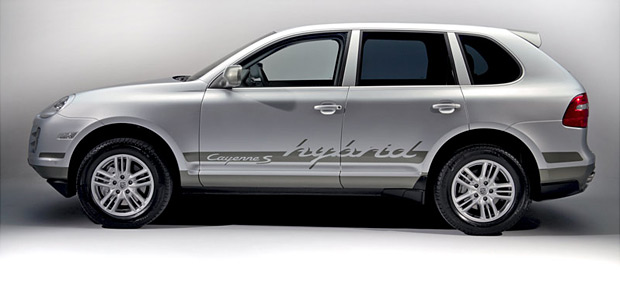 2011 Porsche Cayenne S Hybrid at werd.com