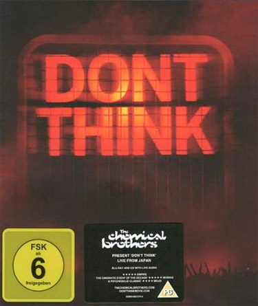 Chemical Brothers: Don&#8217;t Think at werd.com