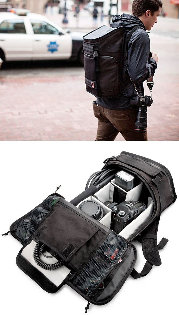 Chrome Niko Camera Pack at werd.com