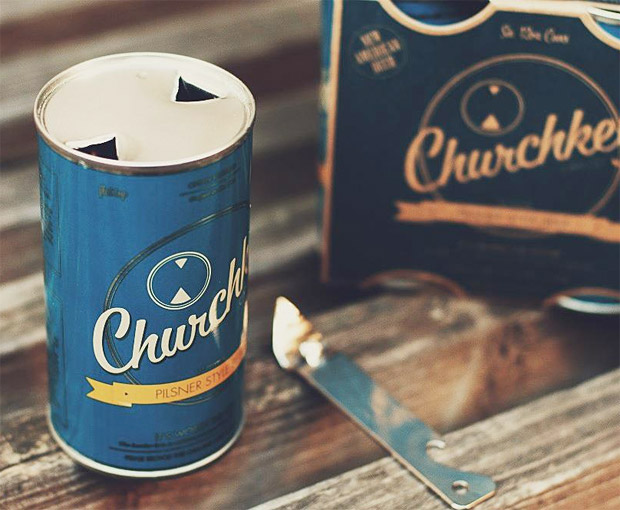 Churchkey Can Company at werd.com
