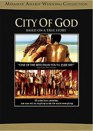 City of God at werd.com