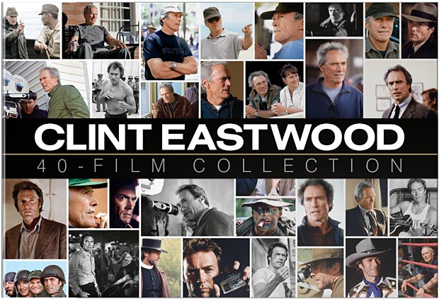 Clint Eastwood: 40 Film Collection at werd.com