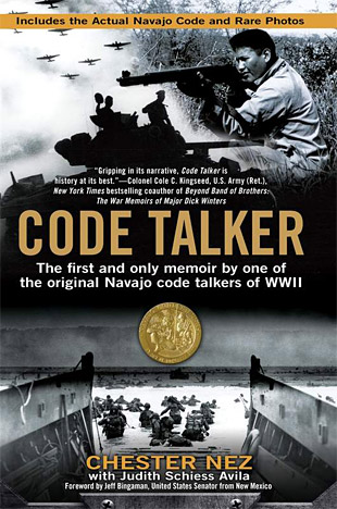 Code Talker: The First and Only Memoir By One of the Original Navajo Code Talkers of WWII at werd.com