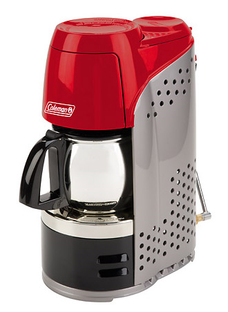 Coleman Propane Coffee Maker at werd.com