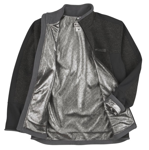 Columbia Omni-Heat Sweater at werd.com