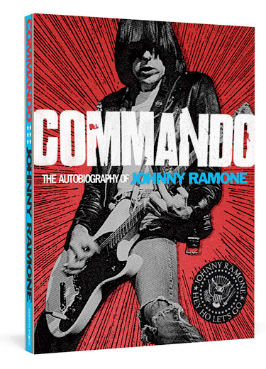 Commando: The Autobiography of Johnny Ramone at werd.com