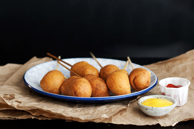 Corn Dog Pops at werd.com