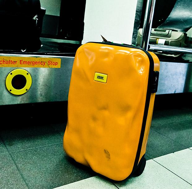 Crash Baggage at werd.com