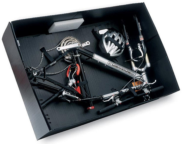 CrateWorks Pro XL-C Bike Box at werd.com