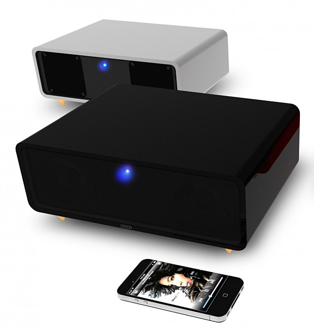 Croon Audio Original Bluetooth Speaker at werd.com