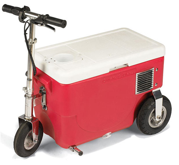 Scooter Cooler at werd.com
