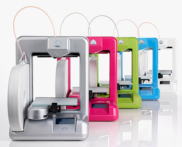 Cubify The Cube 3D Printer at werd.com
