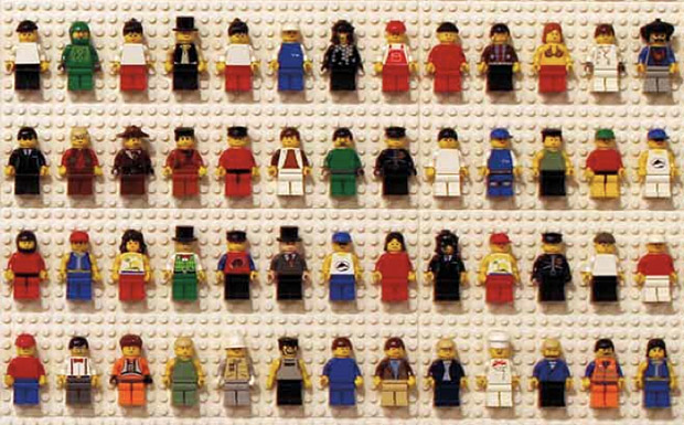 The Cult of LEGO at werd.com