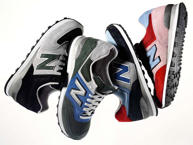 New Balance Custom US574 at werd.com
