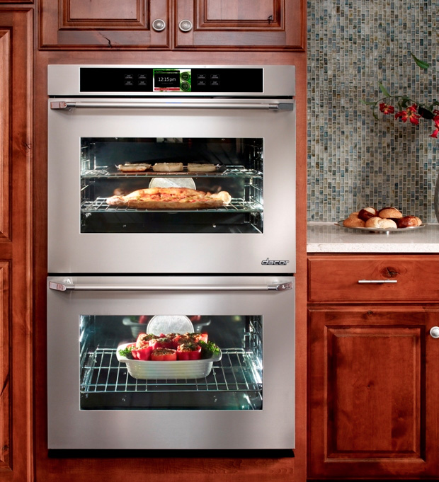 The Dacor Discovery IQ Oven at werd.com