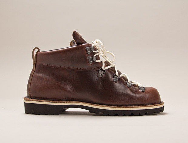 Tanner Goods x Danner Mountain Trail Boot at werd.com