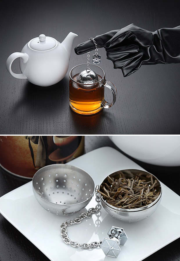 Death Star Tea Infuser at werd.com