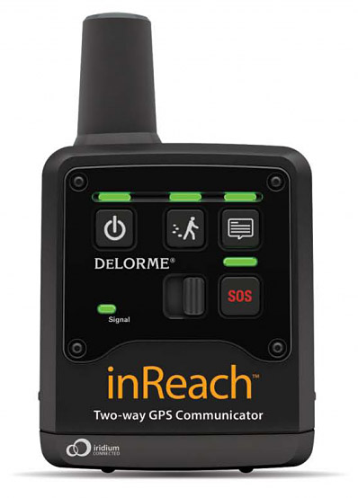 DeLORME inReach at werd.com