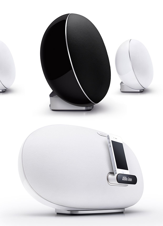 Denon Cocoon iPhone Speaker Dock at werd.com