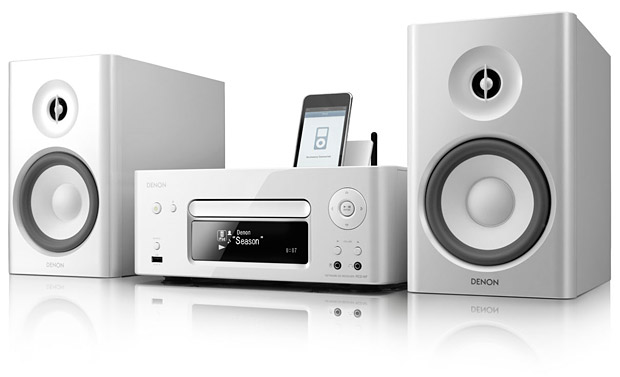 Denon N7 at werd.com