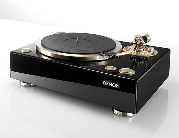 Denon 100 Turntable at werd.com