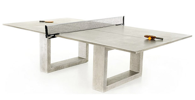 James DeWulf Ping Pong Dining Table at werd.com