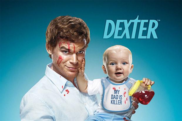 Dexter: Seasons 1-4 DVD Box Set at werd.com